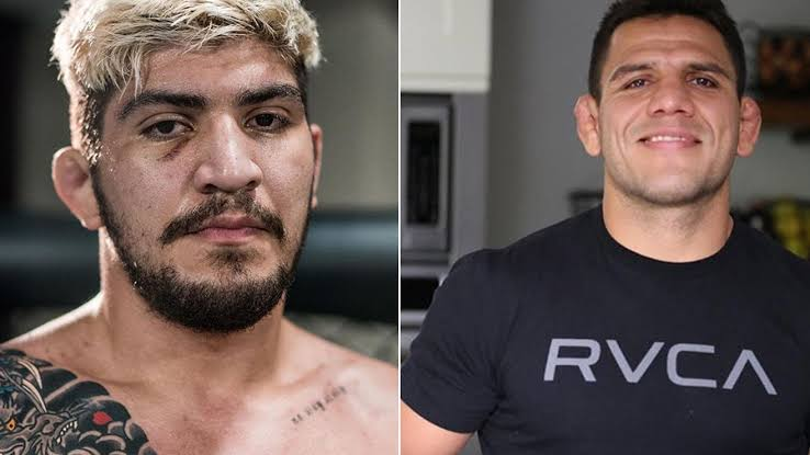 After Khabib, Dillon Danis beefs with RDA in a winner takes all 200k match! - ufc