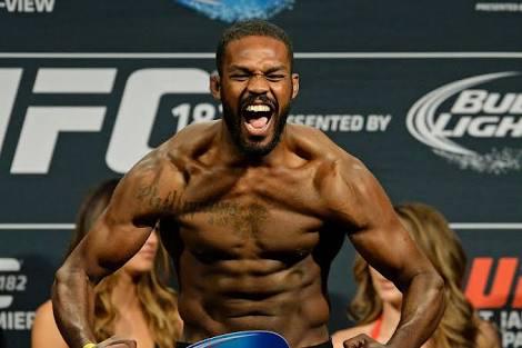 UFC: Jon Jones has a very simple message for everyone: Champion 2018! - champion
