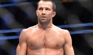 UFC: Luke Rockhold out of UFC 230, Jacare steps in to fill his spot - Luke Rockhold