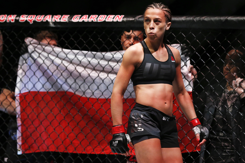 Joanna Jedrzejczyk clarifies why she isn't headlining UFC 230 - Jedrzejczyk