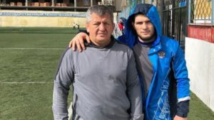 Khabib's father forgives Conor, invites him to Dagestan - Khabib