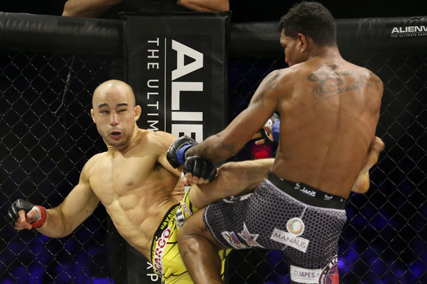 "Marlon Moraes rips into Dillashaw - Cejudo fight: ""Give DJ respect!"" - Moraes"