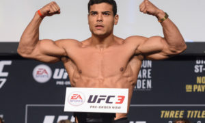 Shocking video emerges of Paulo Costa injecting IVs; was it before UFC 217?! - Paulo Costa