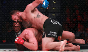Twitter reacts to Ryan Bader's dominant victory over Matt Mirtione - Ryan