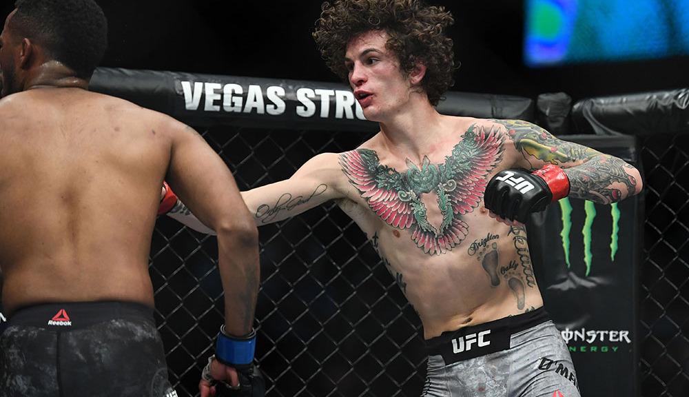 Sean O'Malley Off UFC 229 Following Failed Drug Test - Sean