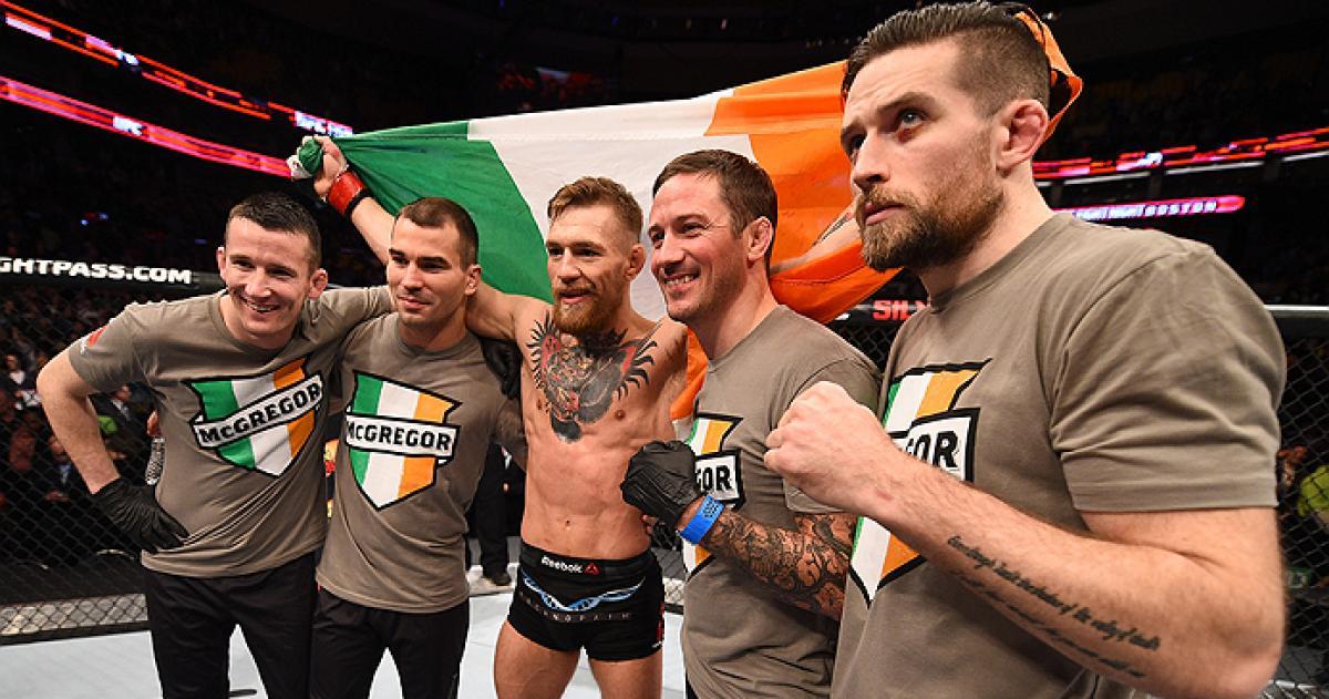 Coach Kavanaugh says Conor McGregor needs a Rocky 3 training camp for Khabib rematch - McGregor