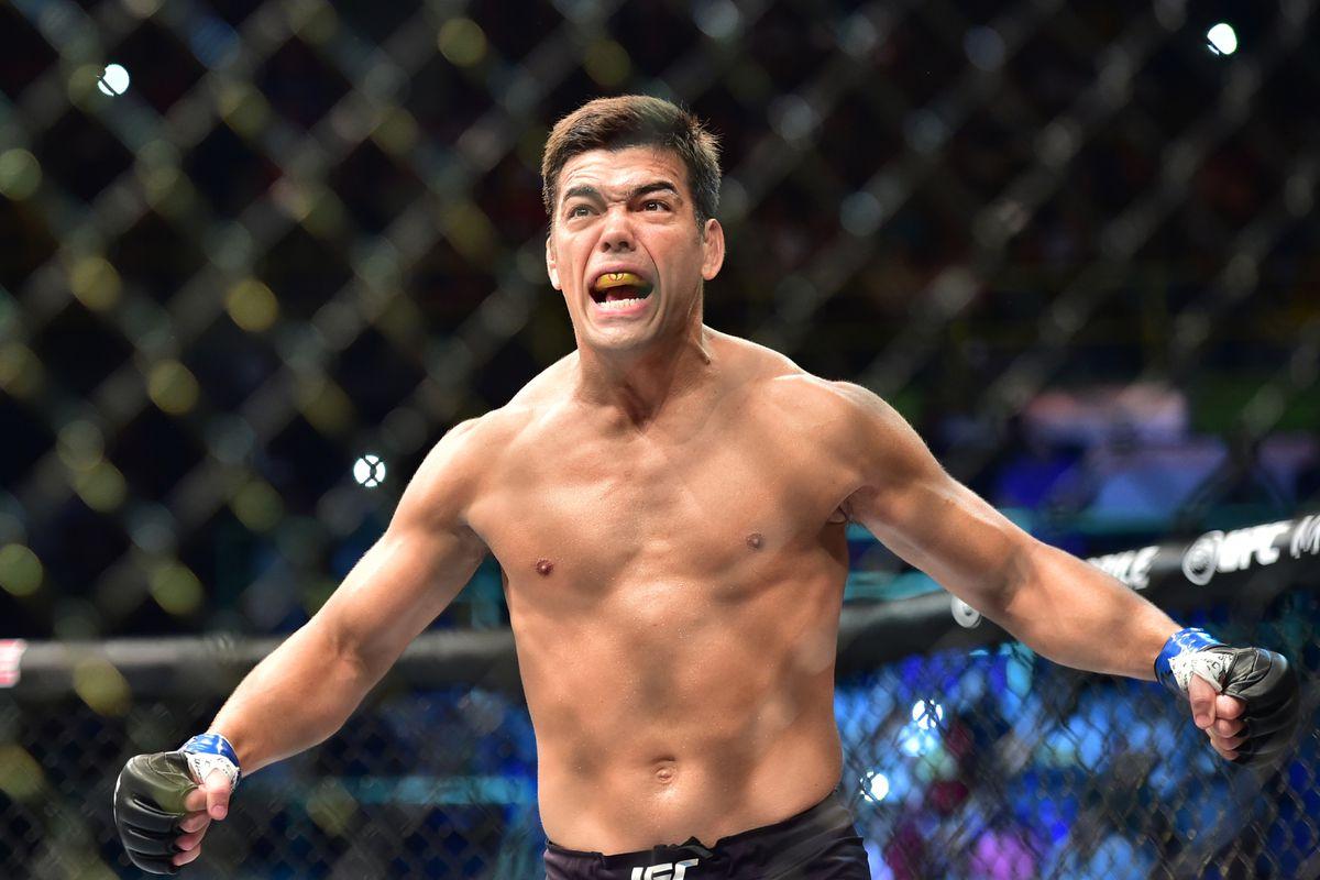 Lyoto Machida responds to Mousasi's call out - lyoto