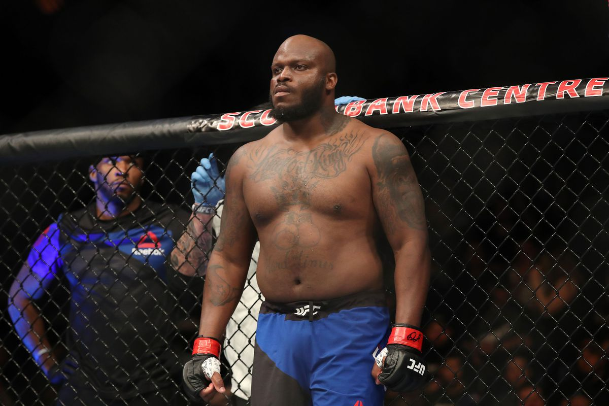 Derrick Lewis promises fireworks in the 1st round; been taking 'USADA approved' steroids - Derrick Lewis