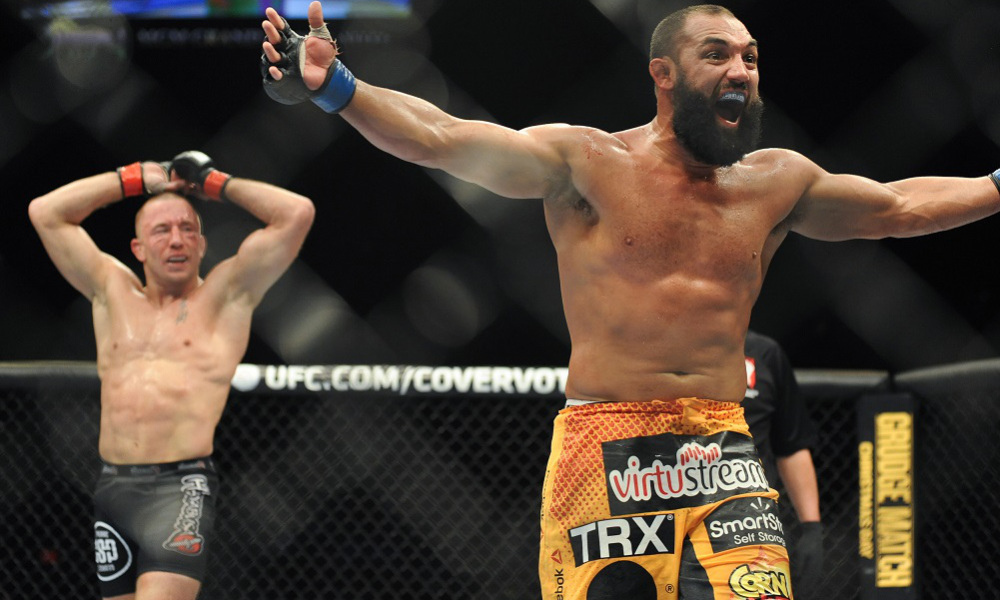 Johny Hendricks on bare-knuckle boxing: 'I have a feeling I could do it for a while' - Hendricks