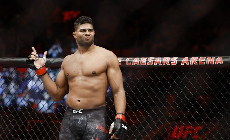 UFC Fight Night 141 Results - Overeem's Hammerfists Rock Pavlovich, Ends the Fight Via TKO - Overeem