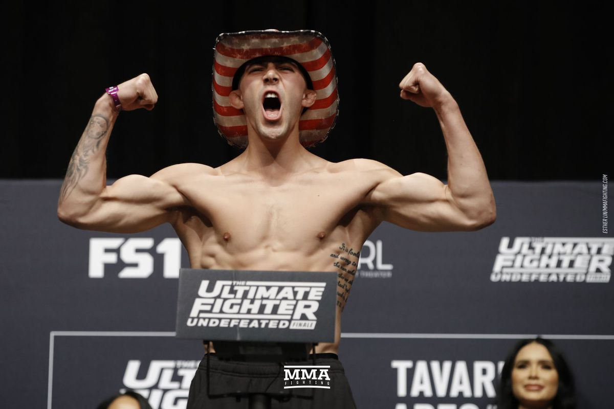 UFC Fight Night 139 Results: Trizano Wins a Hard Fought Split Decision -
