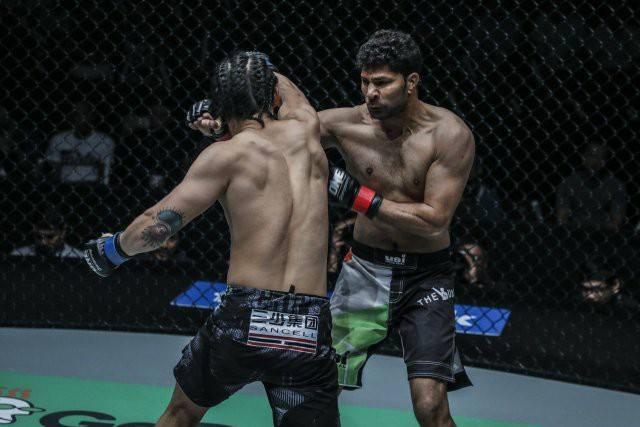 The Friday Fighter of the week :Rajinder Singh Meena -