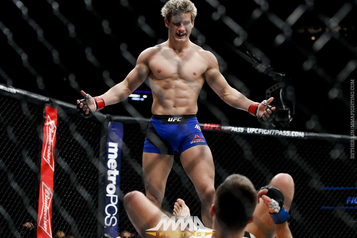 Dana White releases Super Sage Northcutt: We let him go! - Dana white