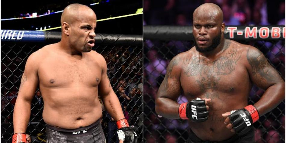 Daniel Cormier says that Derrick Lewis's comments on him being 'SCARED' to fight Jon Jones are 'BULLSH*T' - Cormier