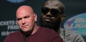 Dana White says Jon Jones is the greatest talent UFC has ever seen - Jones