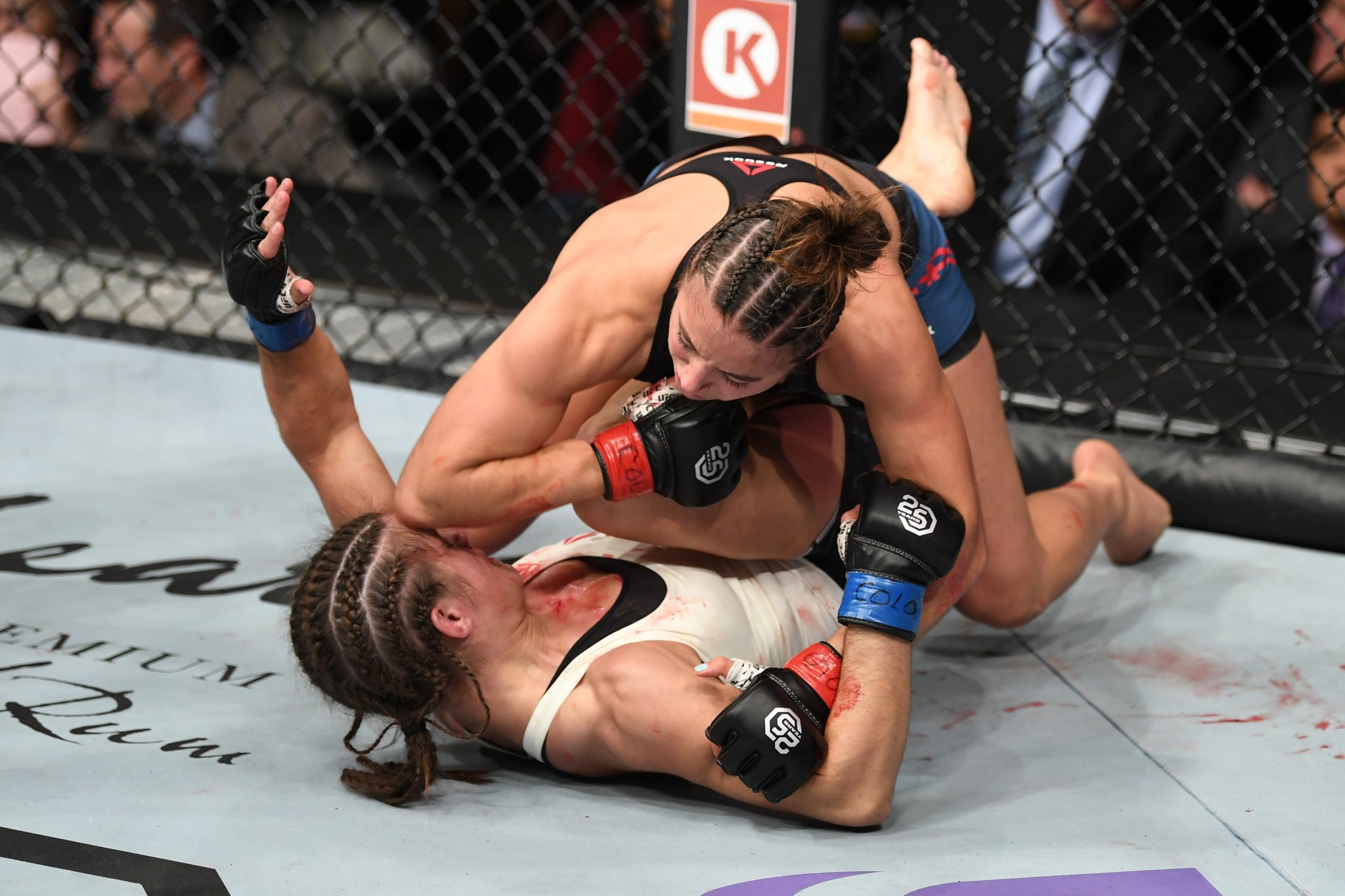 UFC Fight Night 139 Results: Maycee Barber Makes a Phenomenal UFC Debut -