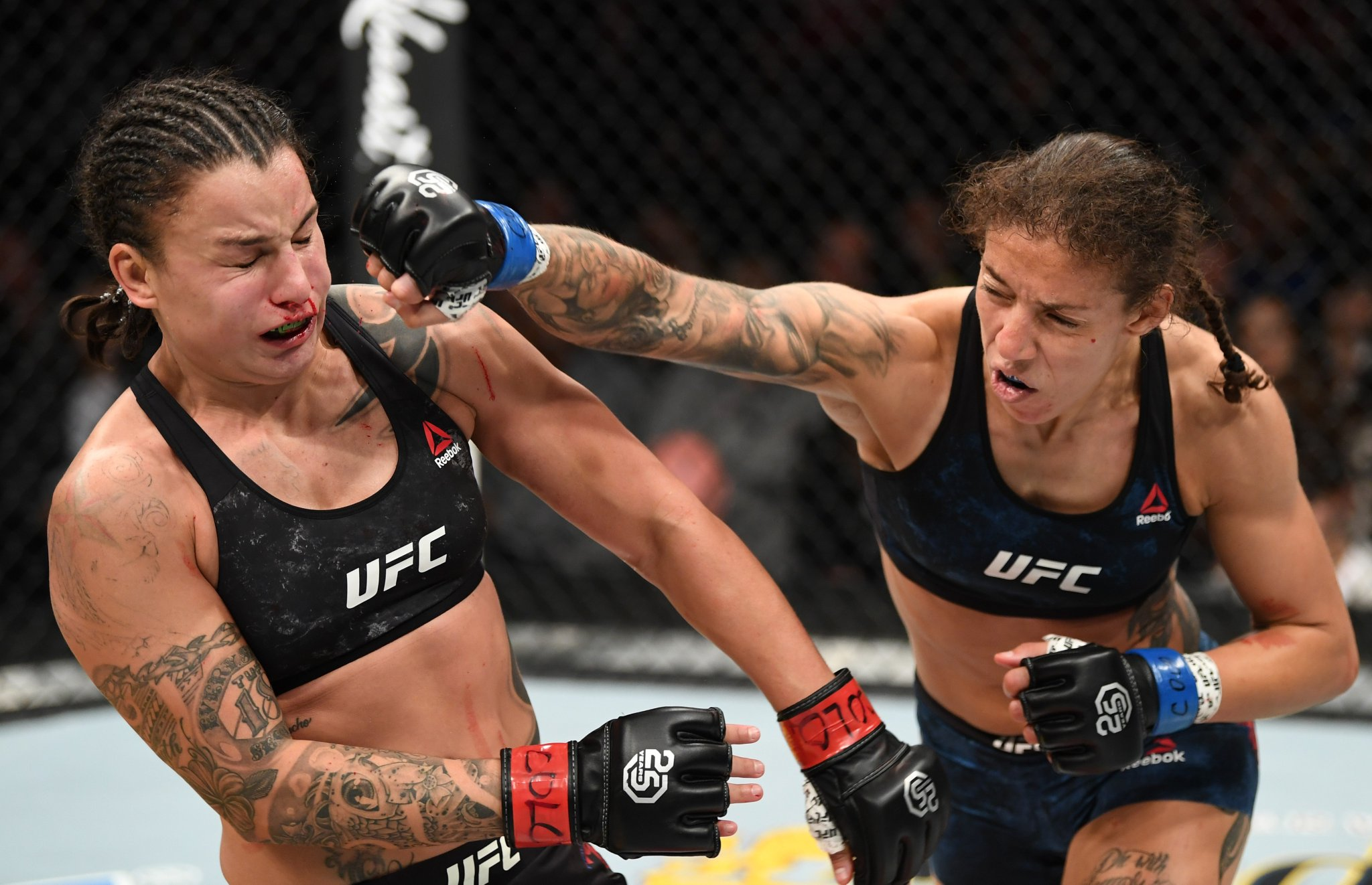 UFC Fight Night 139 Results: The Iron Lady is Back! Gets an Easy Win Over Raquel -