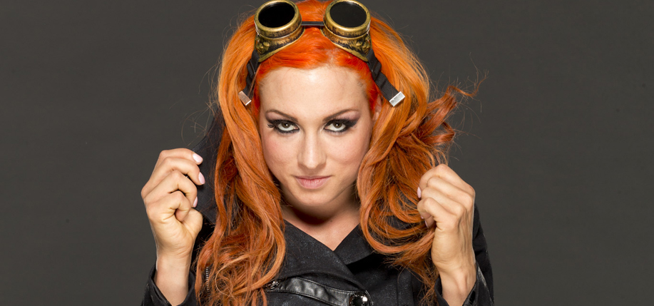 Ariel Helwani's favourite story of the week: Becky Lynch in the WWE - BECKY