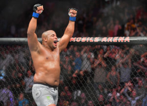 Daniel Cormier says he will drop to LHW if he gets a trilogy fight with Jon Jones - Cormier