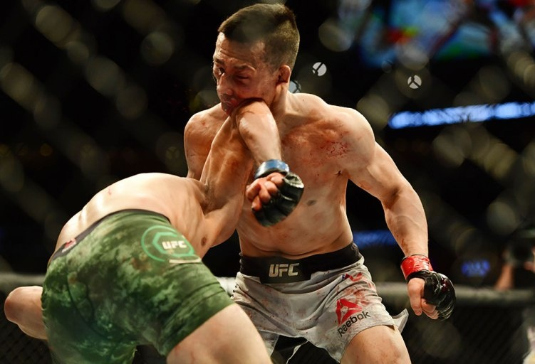 """""""I am ashamed"""", said Korean Zombie after UFC Fight Night 139 loss -"""