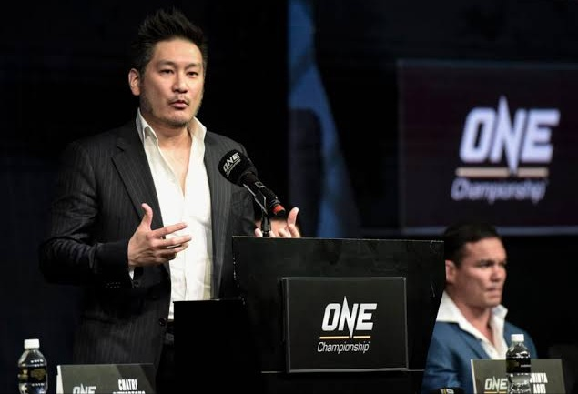 DJ-Askren trade was first of many - ONE Championship CEO -