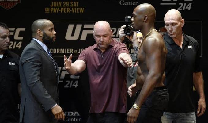 Dana White wants Daniel Cormier to fight Jon Jones at heavyweight -