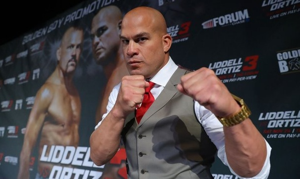 Tito Ortiz says he has buried the hatched with Chuck Liddell - Tito
