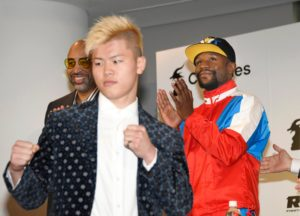 Who is Floyd Mayweather's next opponent, Tenshin Nasukawa? He's a straight up beast, that's who (VIDEO) - Mayweather