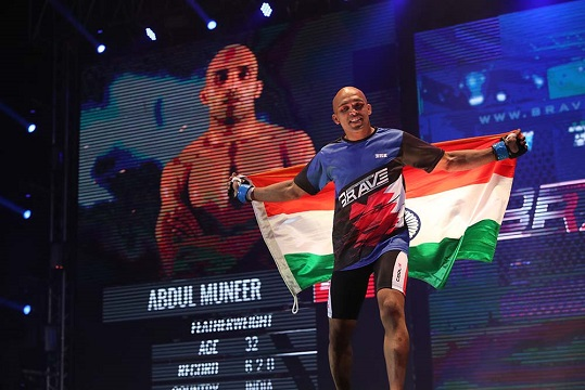 MMA India Exclusive Interview: Abdul Muneer talks Brave 20, his preparations and more - Abdul Muneer