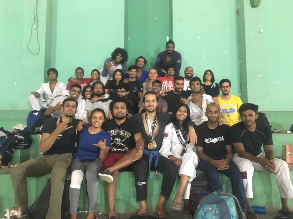 Bangalore Open BJJ championship: Institute of Jiu-Jitsu Bangalore comes out on top - BJJ championship