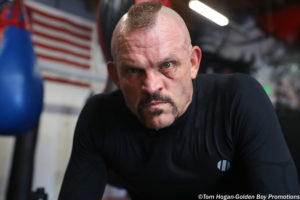 Chuck Liddell has 'No Excuses' after knockout loss to Tito Ortiz - Liddell
