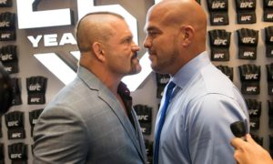 Chuck Liddell says if you stop evolving in MMA, you're DONE!! - Liddell