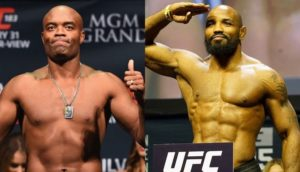 Paulo Costa is out and Yoel Romero wants Anderson Silva in place of him - Romero