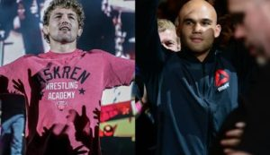 UFC: Ben Askren vs Robbie Lawler in the works for UFC 233 in January - Ben Askren