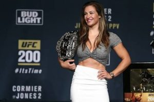 ONE FC: Another former UFC Champ joins ONE: this time, it's Miesha Tate - Miesha Tate