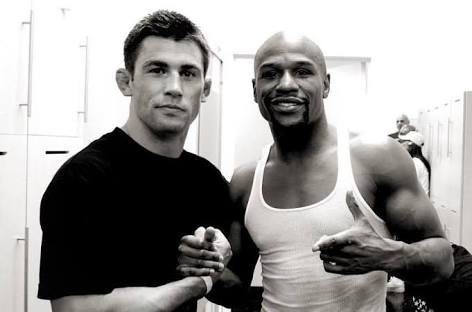 MMA: Dominick Cruz hints at training Floyd Mayweather for potential MMA bout on Dec 31 - Dominick Cruz