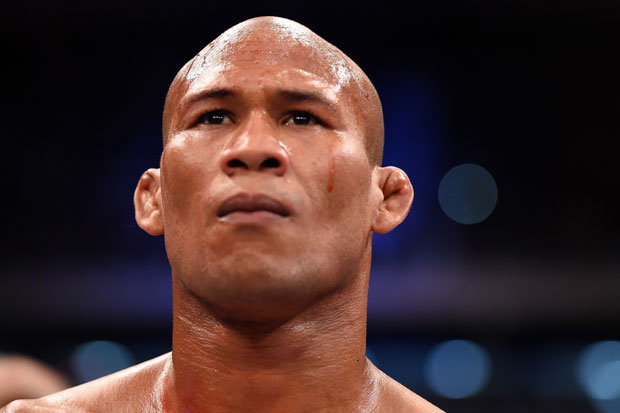 Jacare willing to wait on the sidelines for Middleweight Title shot - Jacare