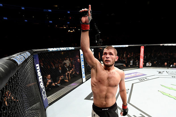 Khabib unsatisfied with Conor McGregor win, talks 'only business' comment - Khabib