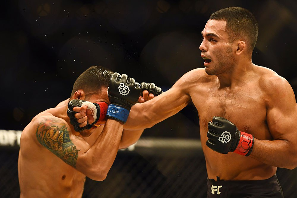 Mark De La Rosa says flyweights cut from UFC need to 'stop running their mouths' - Flyweights