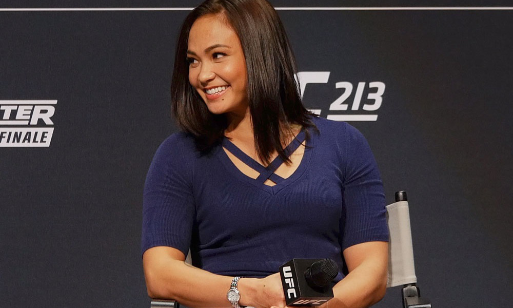 Michelle Waterson wants an all-women PPV card in the UFC - Michelle Waterson