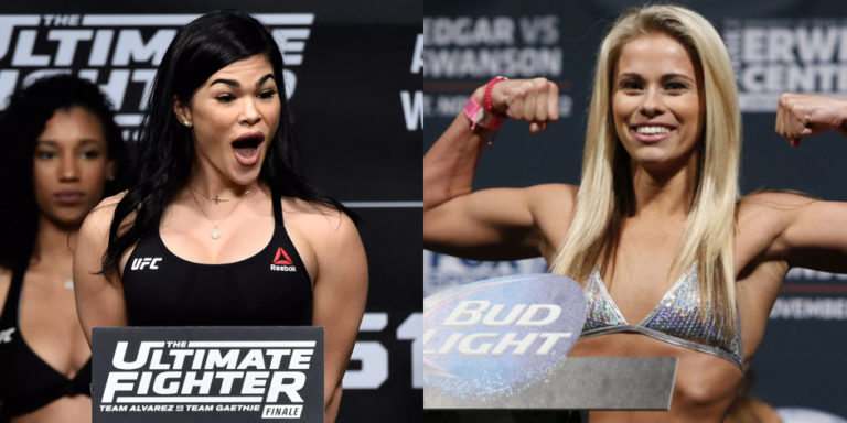 Rachael Ostovich vs PVZ back on for first ESPN + card in ...