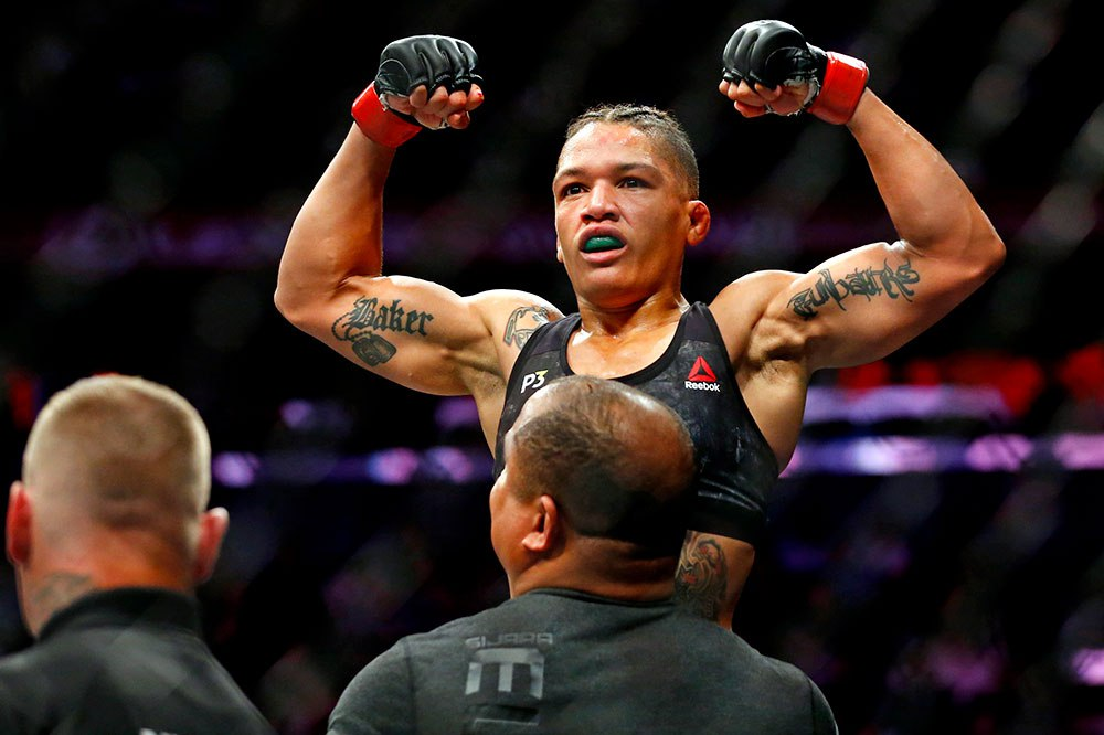 Sijara Eubanks squashed beef with Joe Rogan - Eubanks