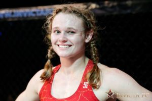 Andrea Lee responds to not being able to fight at UFC Milwaukee - Lee