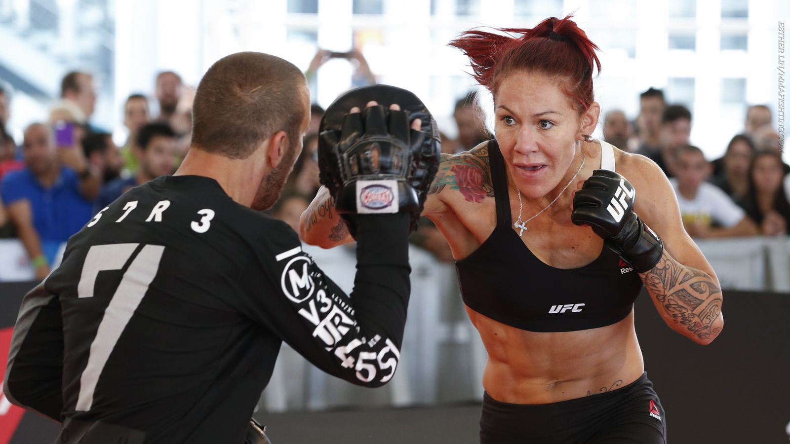 UFC: Cris Cyborg fumes at the UFC for not informing fighters before media about UFC 232 relocation - Cyborg