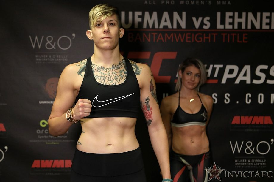 The Ultimate Fighter 28 Results - Chiasson Submits Kianzad,wins the First Female TUF Featherweight Trophy -