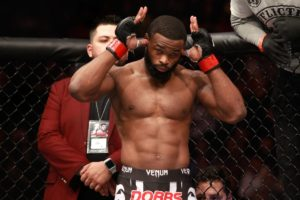 Tyron Woodley has one request for the UFC before Usman fight: Let him 'whoop' Colby - Woodley