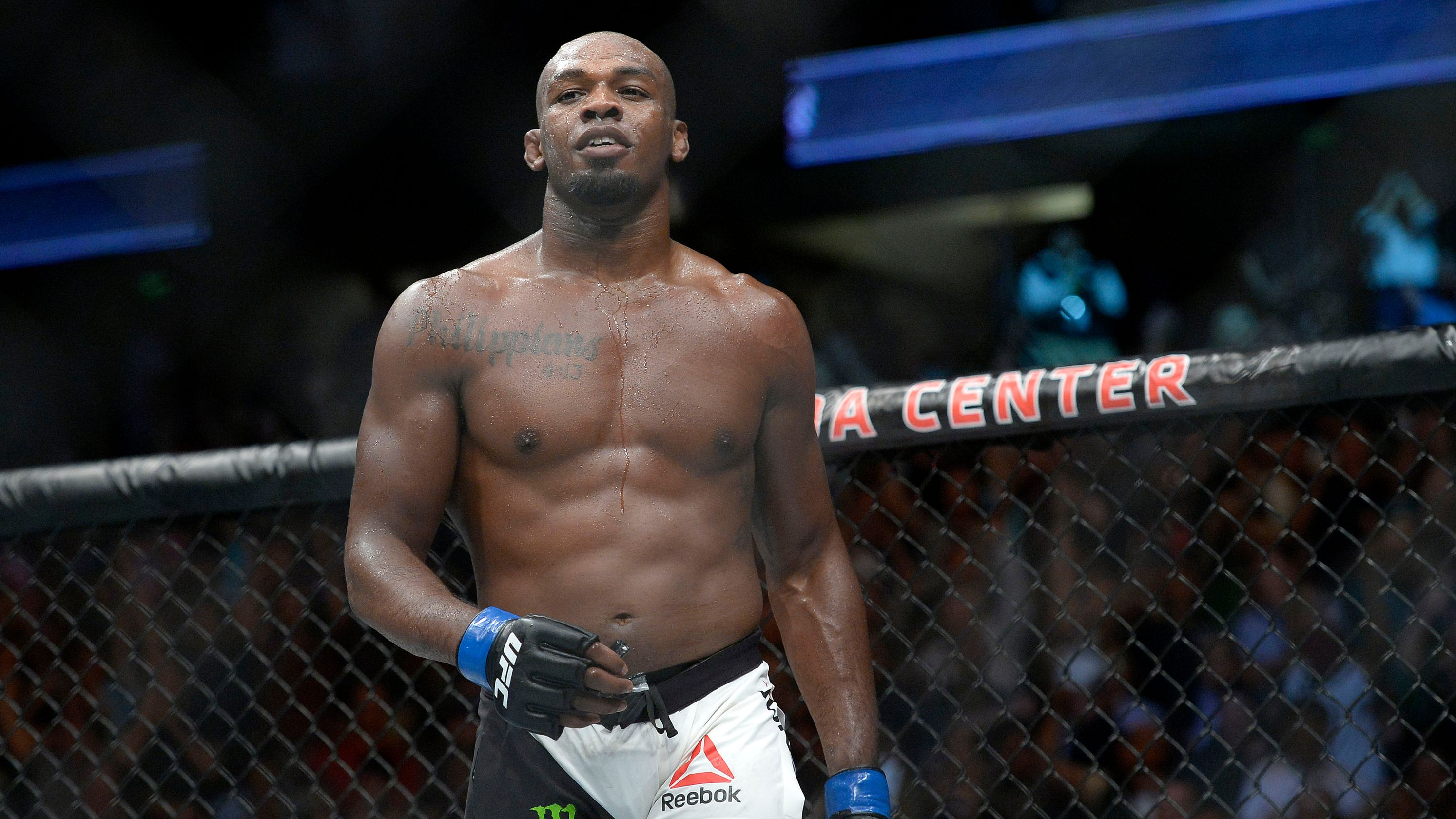 Jon Jones refuses opportunity to do VADA testing before UFC 232 - ufc