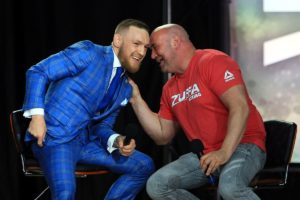 Dana White lifts the lid on only issue he has with Conor McGregor - White