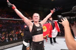 Twitter reacts to Valentina Shevchenko's dominant victory over Joanna Jedrzejczyk - UFC