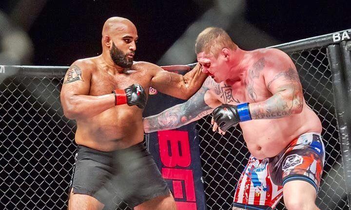 Arjan Bhullar encourages UFC to follow NBA and capitalize on the Indian market - Bhullar